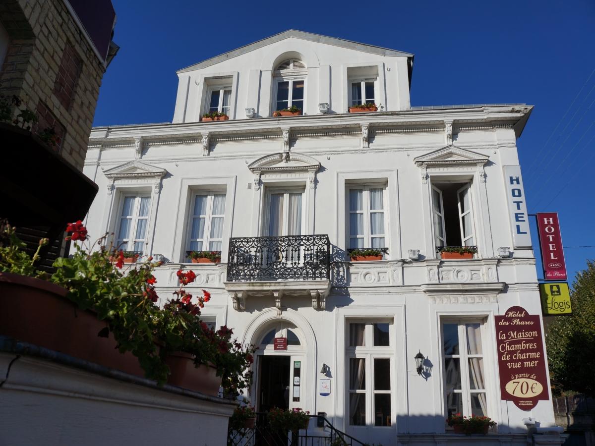Hôtel des Phares  - HOTELS Le Havre en Normandie