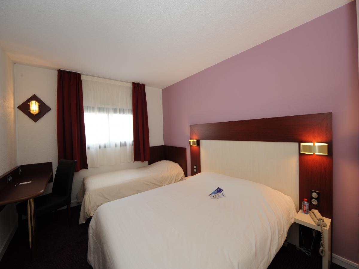 Hotel Kyriad Le Havre - HOTELS Le Havre en Normandie