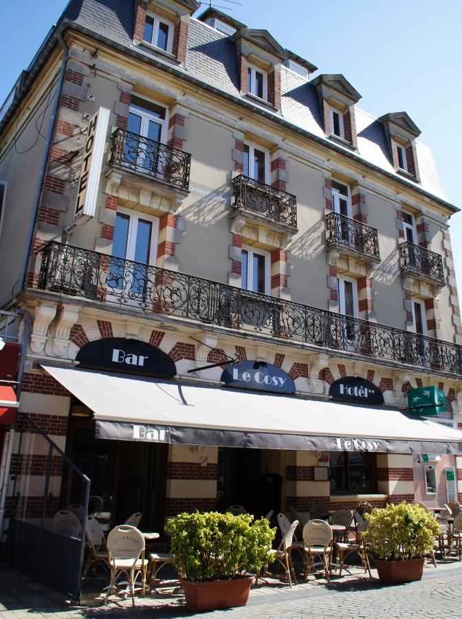 Hotel Le Cosy - Hotel à Caen