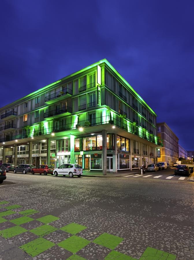 Hôtel Ibis Style Le Havre centre - HOTELS Le Havre en Normandie