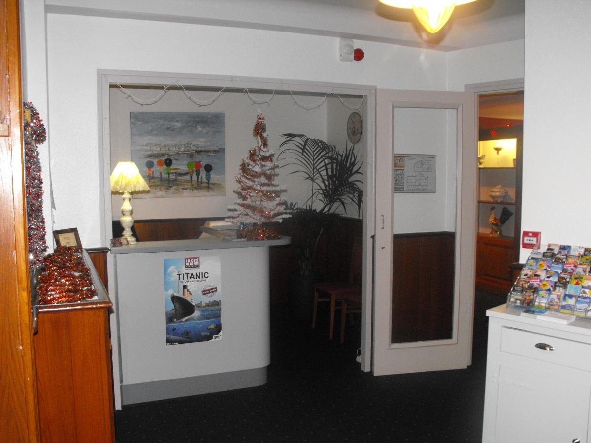 Au Moyne de Saire - Hotel en Normandie
