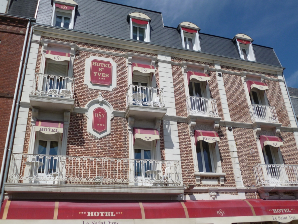 Hôtel Le Saint Yves - Hotel en Normandie