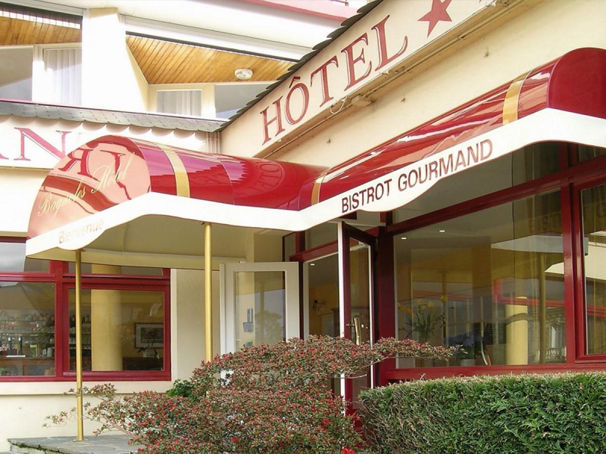 bagnoles-hotel.com - Hotel en Normandie