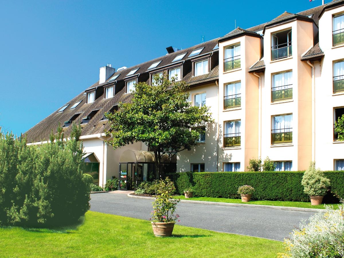 Hotel Les Jardins de Deauville - Hotel en Normandie