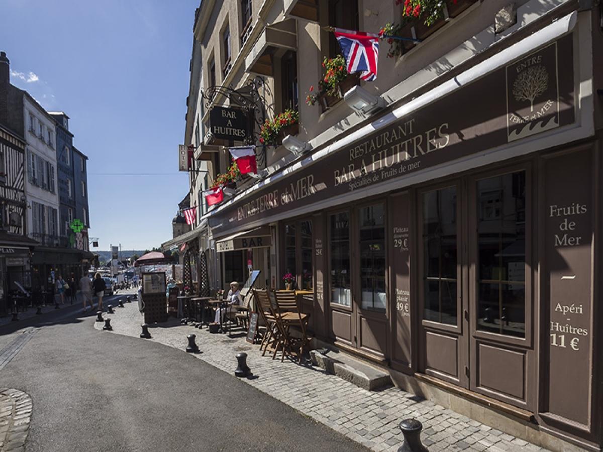 Hôtel Entre Terre et Mer - Hotel en Normandie