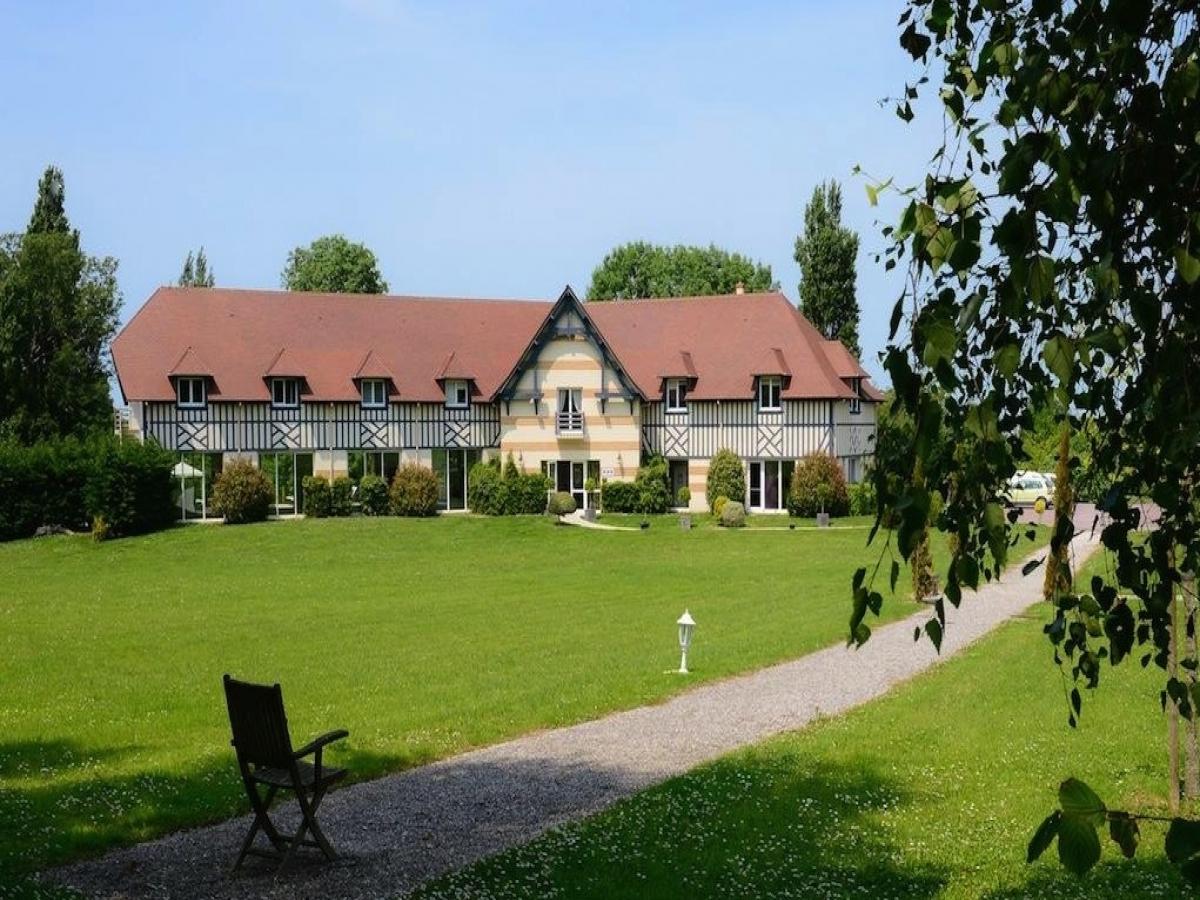 Hotel Le Manoir de la Poterie & Spa - Hotel en Normandie