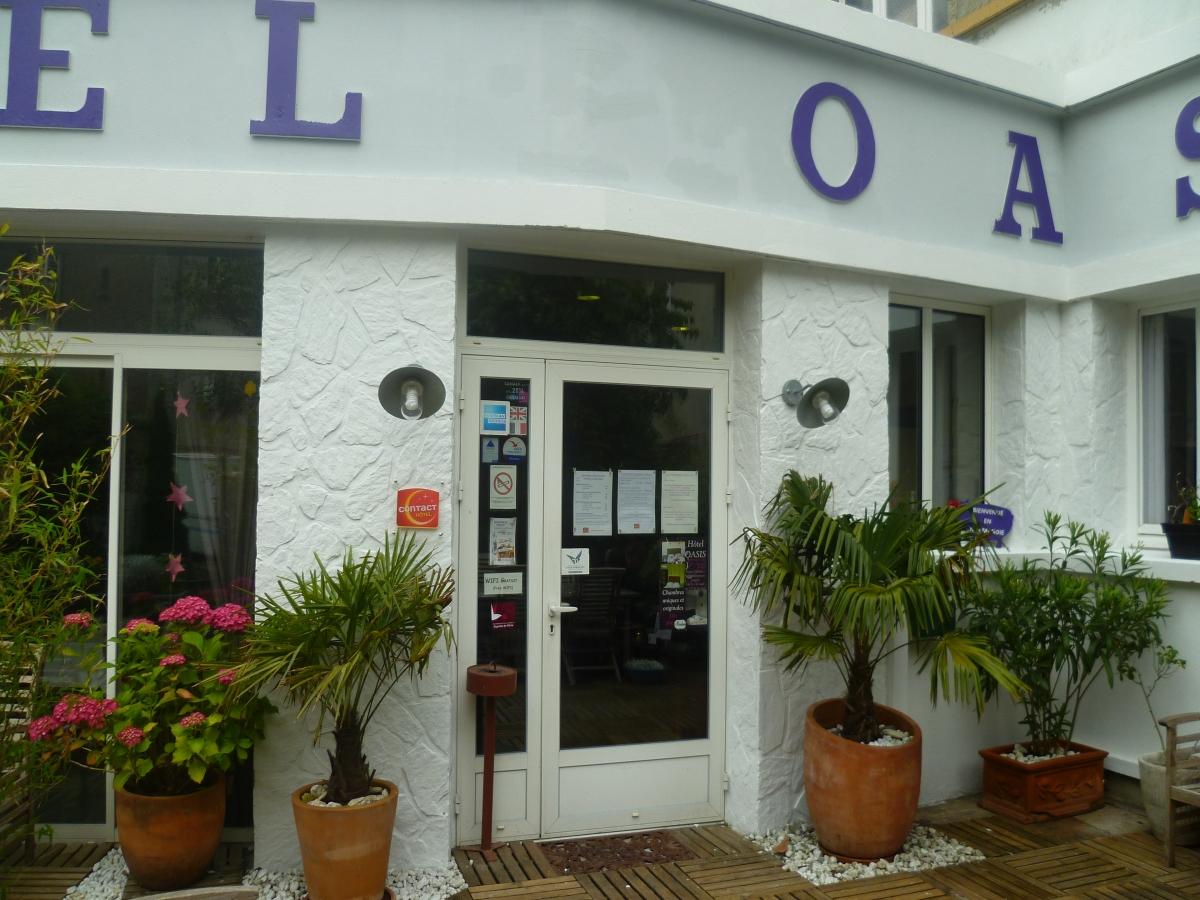 Hotel Oasis - Hotel en Normandie