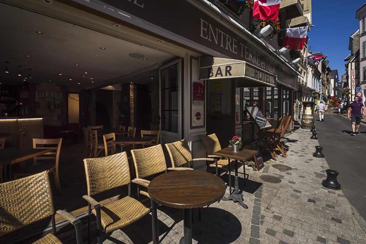 Hôtel Entre Terre et Mer - Hotel de charme en Normandie