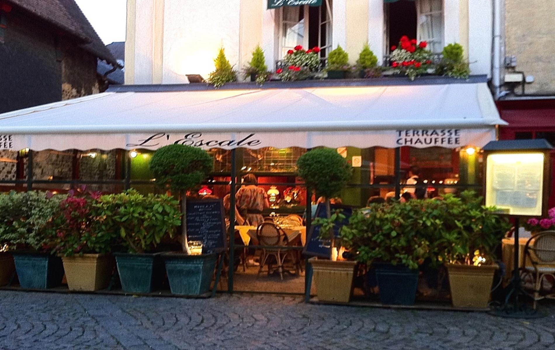Restaurant L'Escale - RESTAURANT à Honfleur