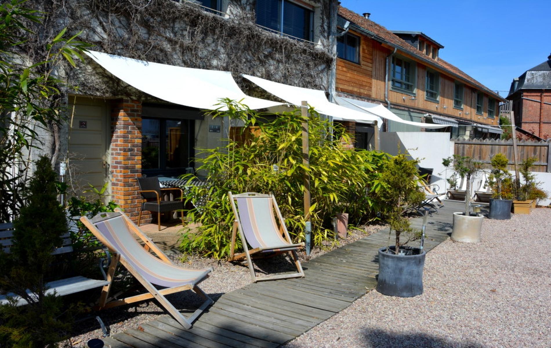 Hotel Monet - Hotel de charme en Normandie