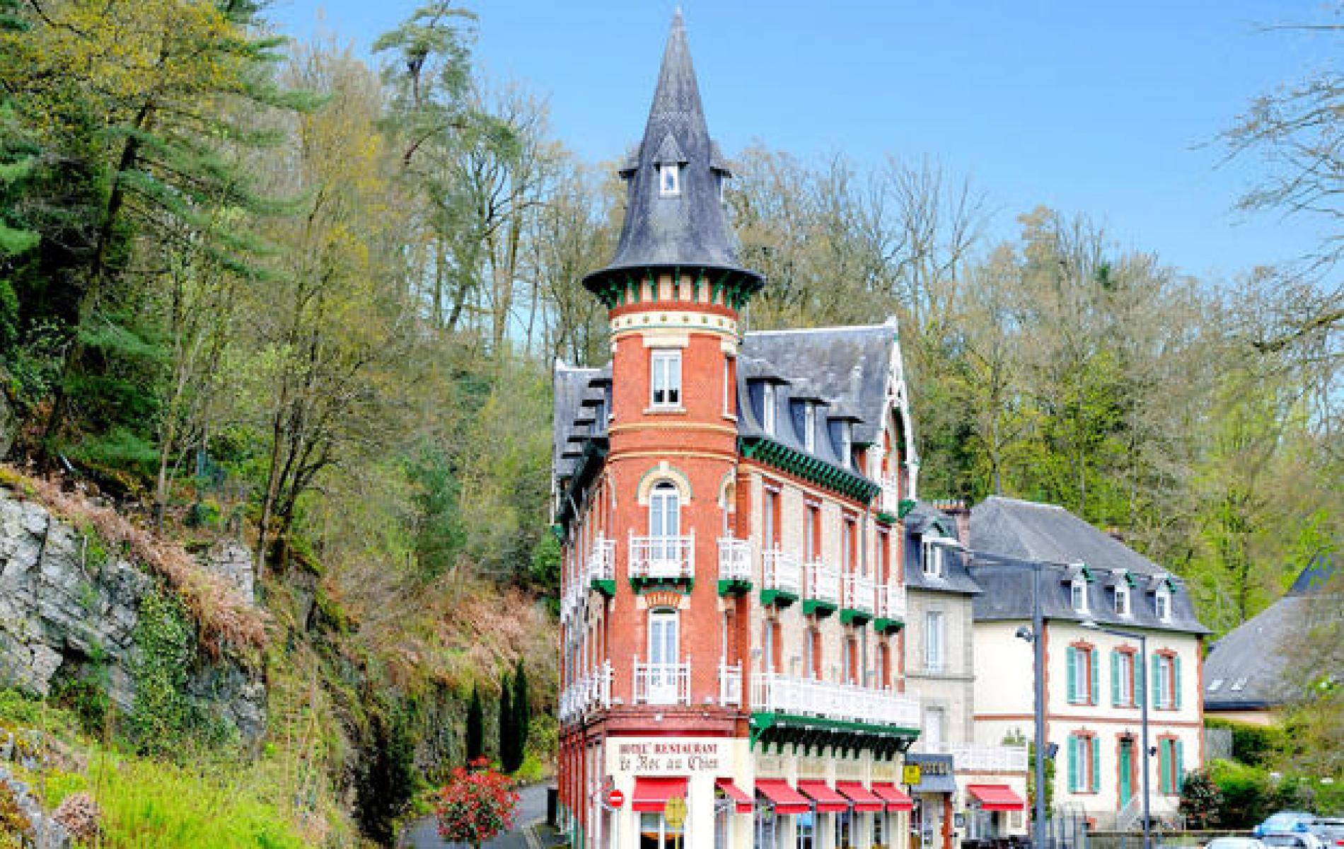 Le Roc au Chien - Hotel de charme en Normandie