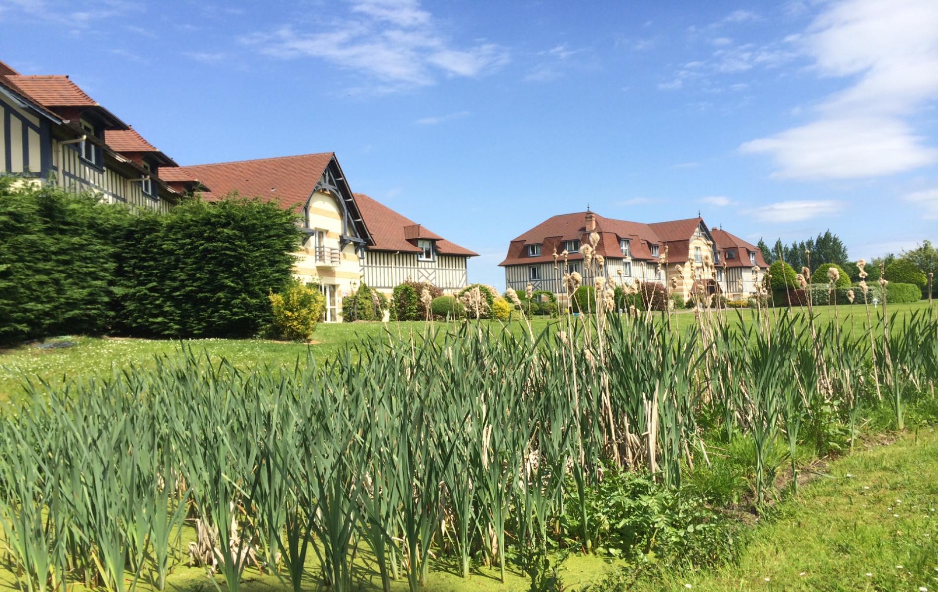 Manoir de la Poterie - Hotel à Deauville