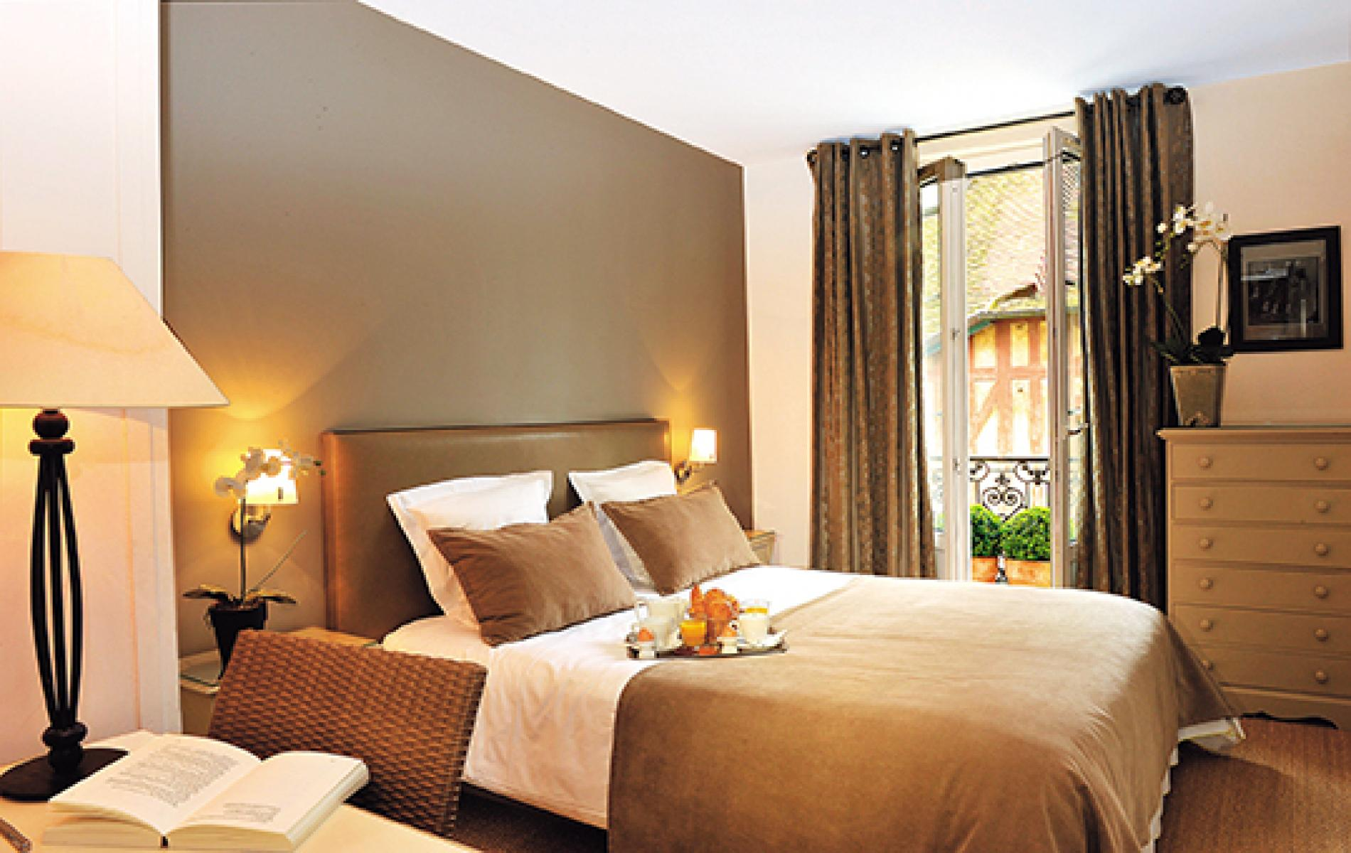 Hotel  Etoiles Trouville