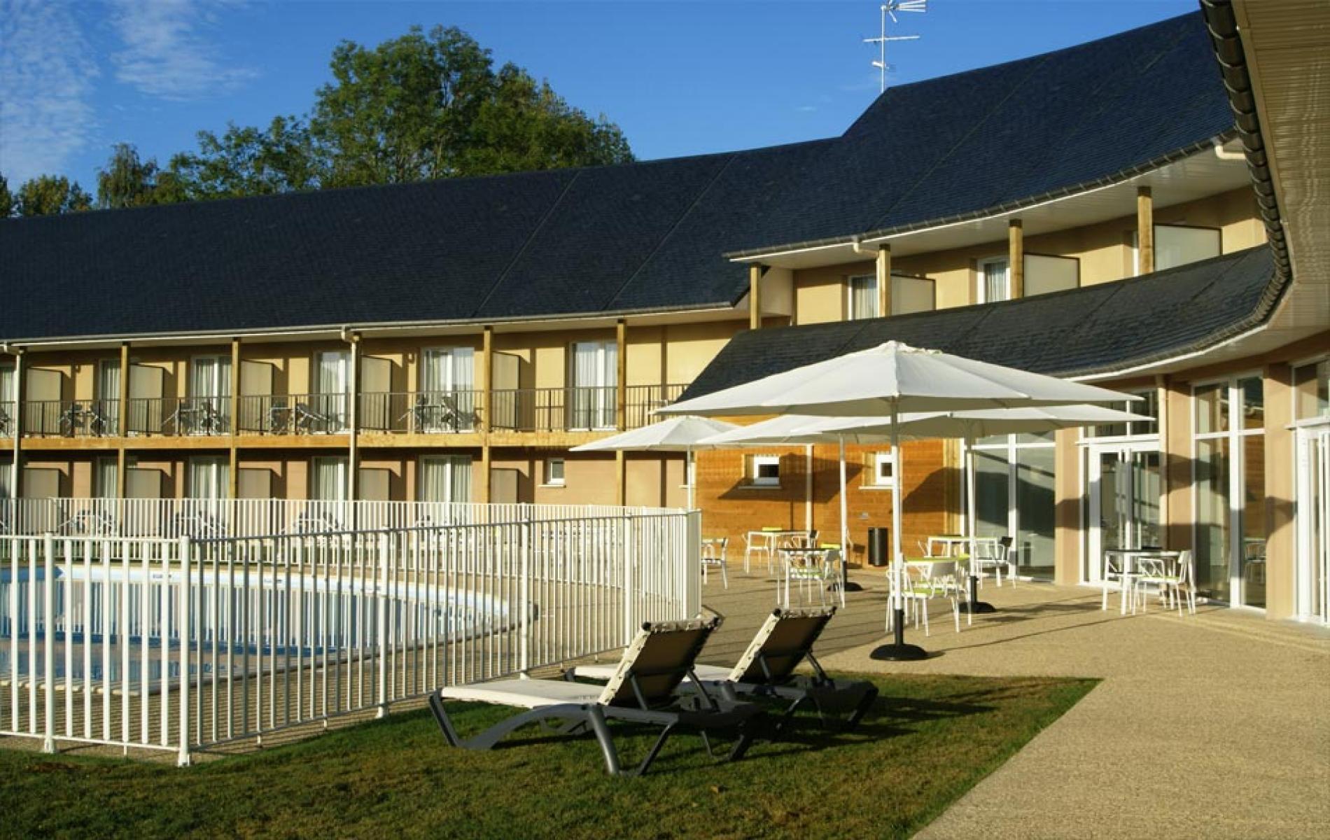 Honfleur Appart Hotel