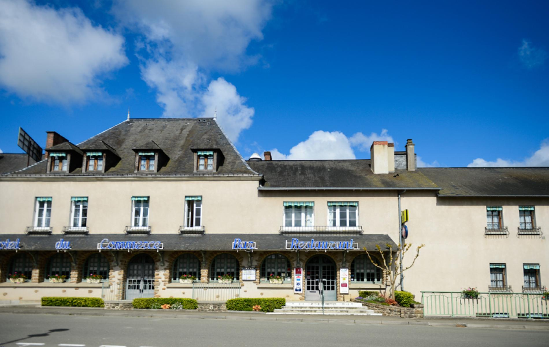 Hotel du Commerce - Hotel de charme en Normandie