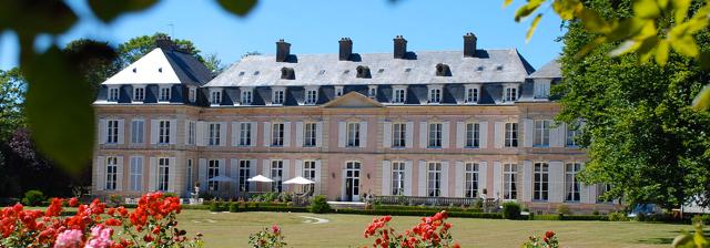 Hotel Chateau de Sissi - Hotel en Normandie