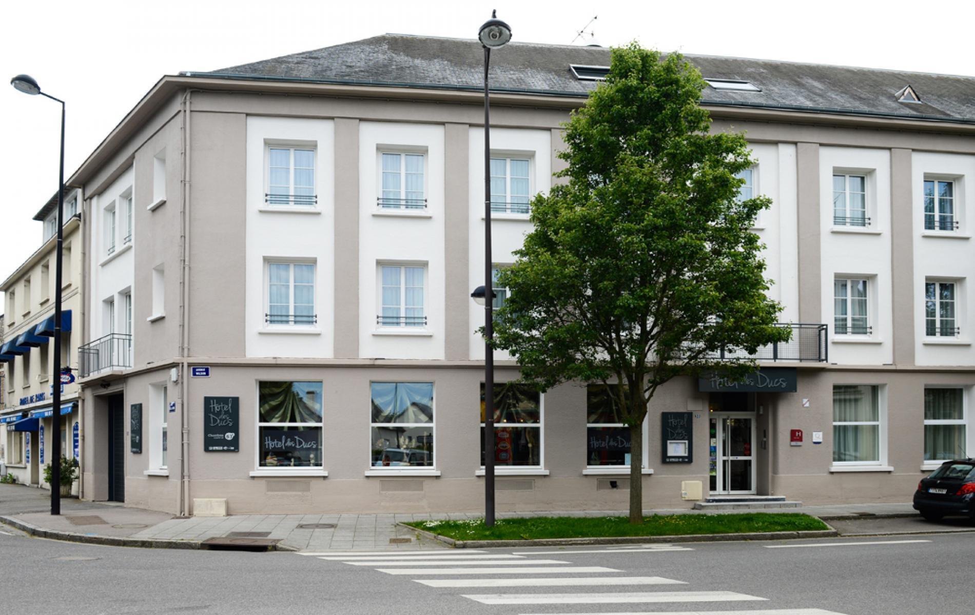 Hotel des Ducs - Hotel en Normandie