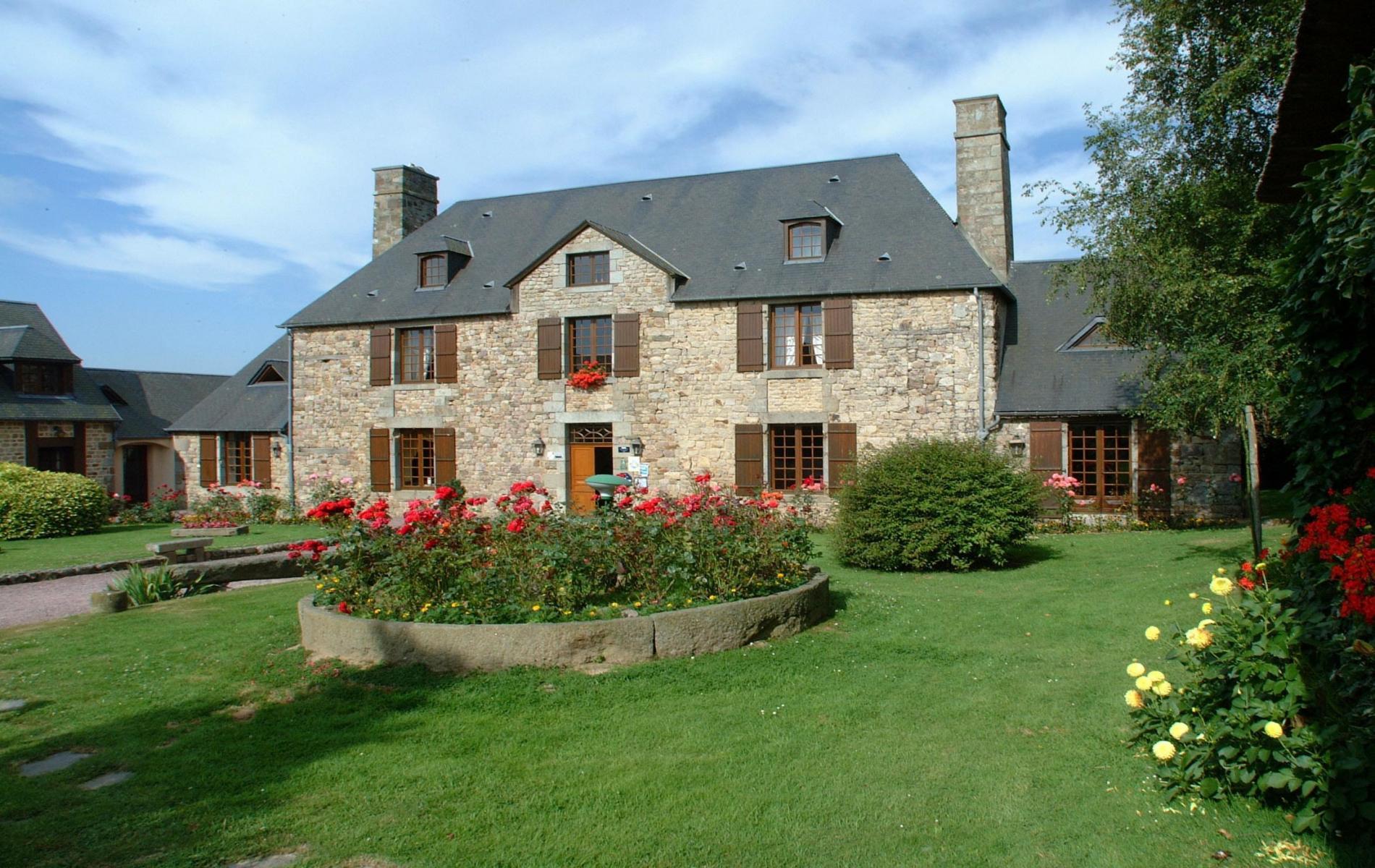 Manoir de l'Acherie - Hotel en Normandie