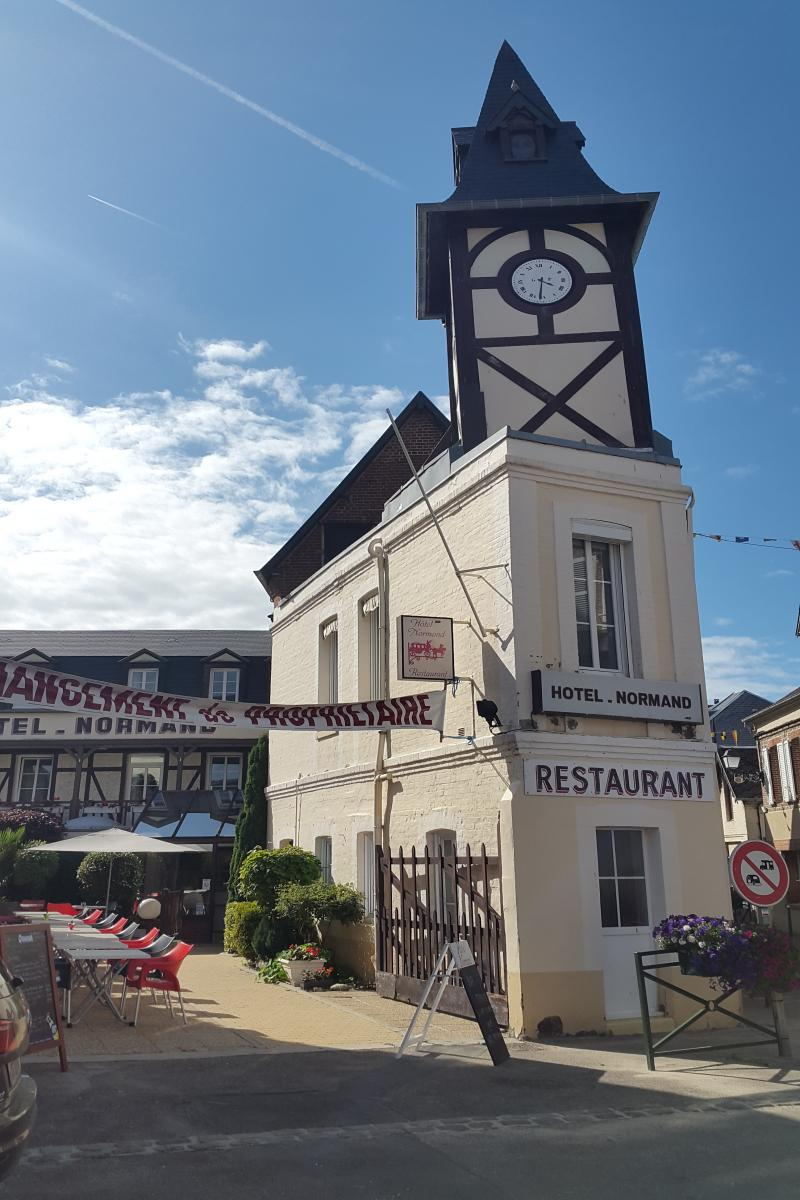 Hotel Normand Yport - Hotel à Etretat