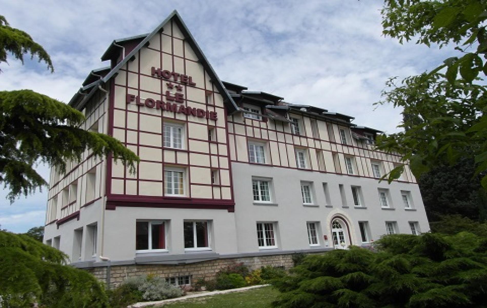 Hotel le Flormandie - Hotel en Normandie