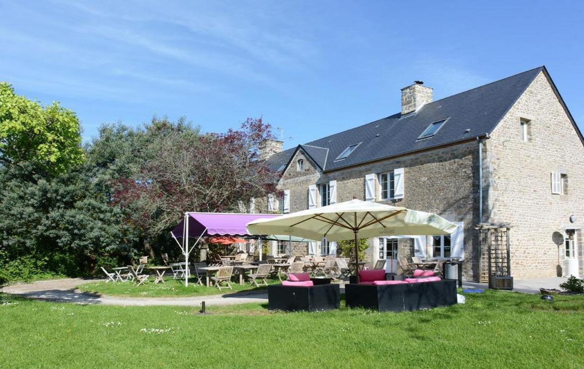 Auberge de Carolles - Hotel de charme en Normandie