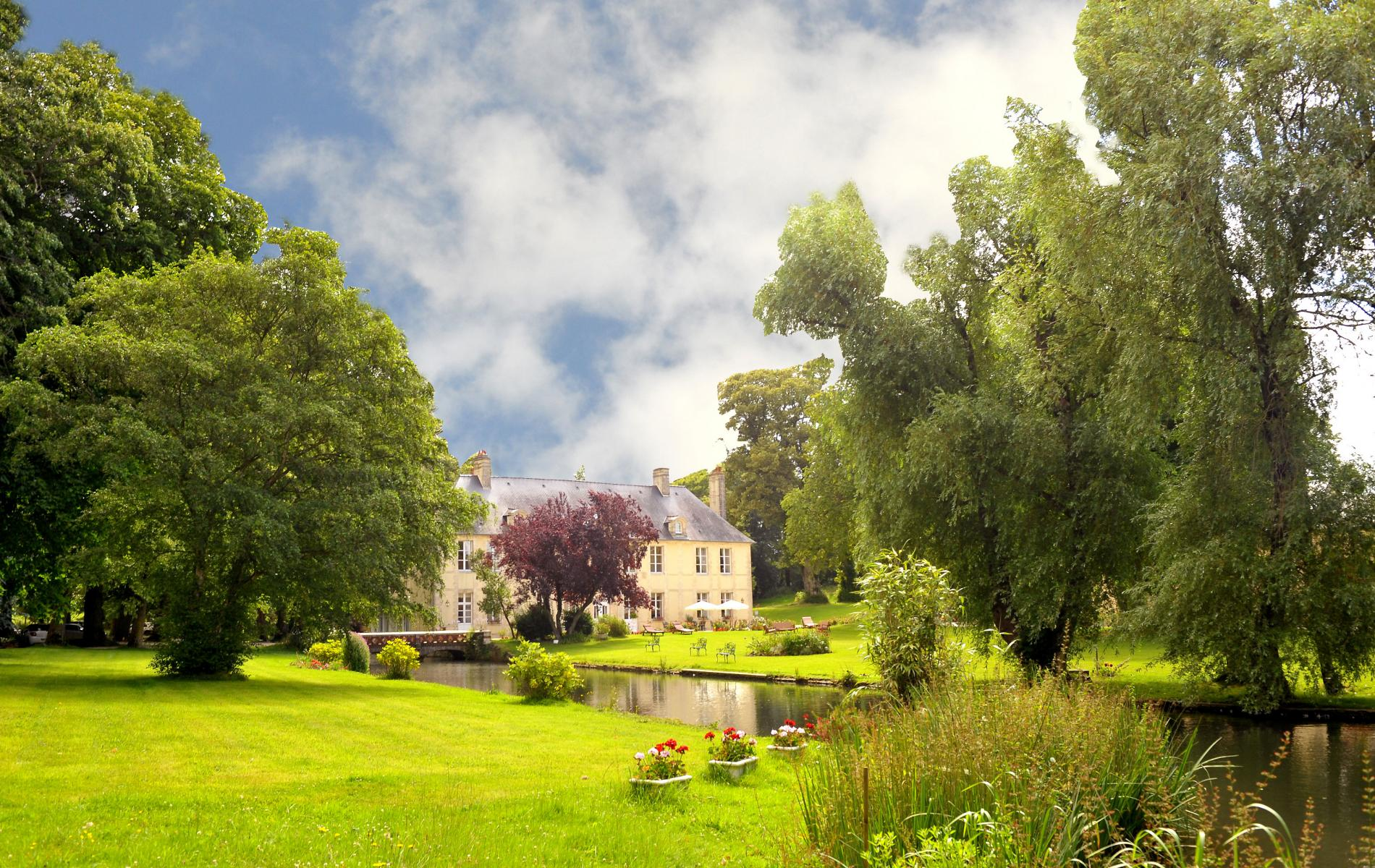 Chateau de Bellefontaine - Hotel à Bayeux