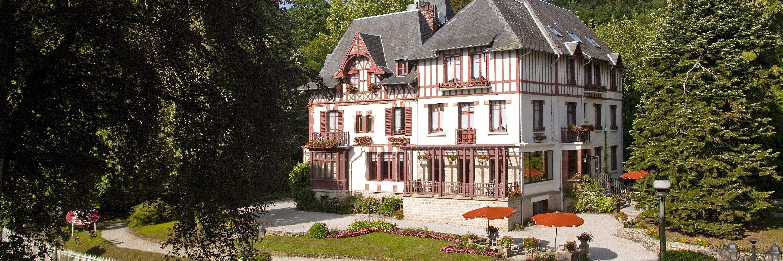 villa bois joli - Hotel de charme en Normandie