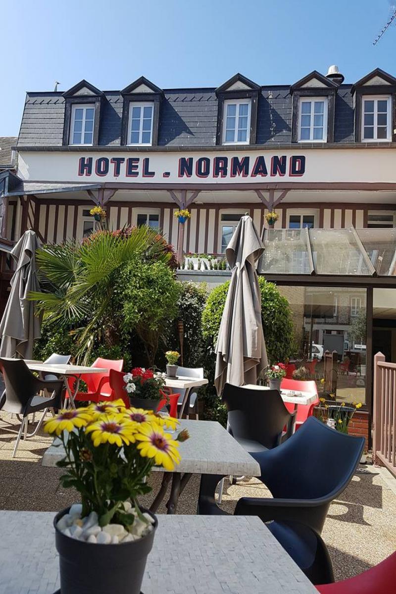 Hôtel Normand - Hotel à Etretat