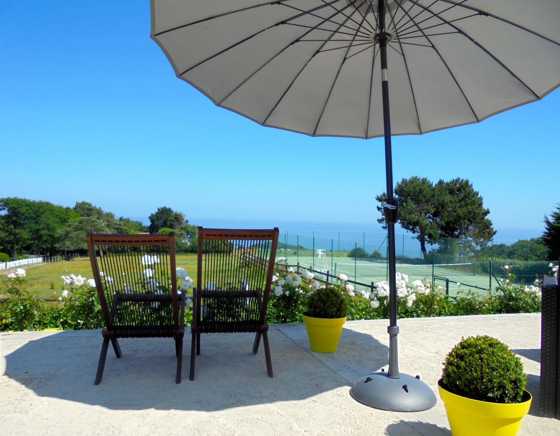 Hotel La Terrasse - Hotel de charme en Normandie