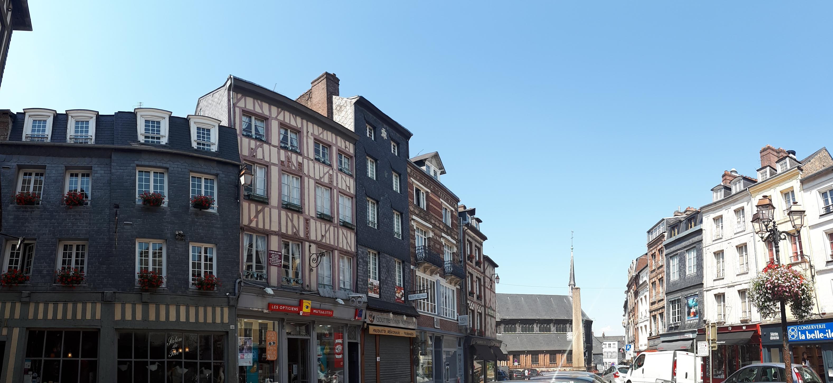 Hotel du Dauphin - Hotel en Normandie