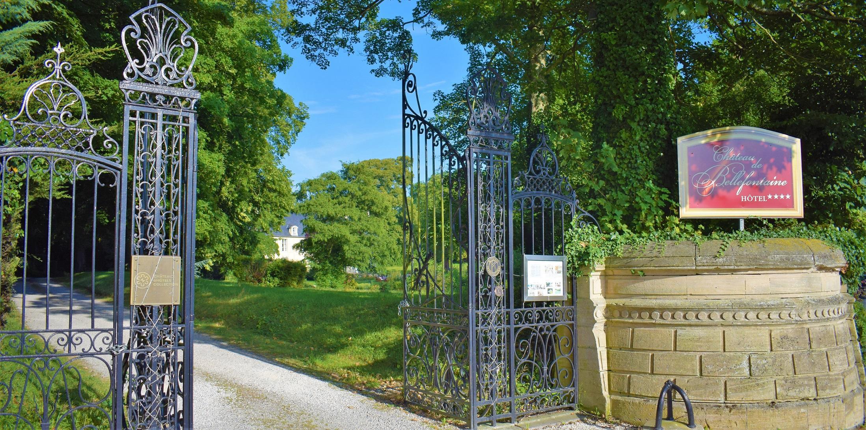 Chateau de Bellefontaine - Hotel de charme en Normandie