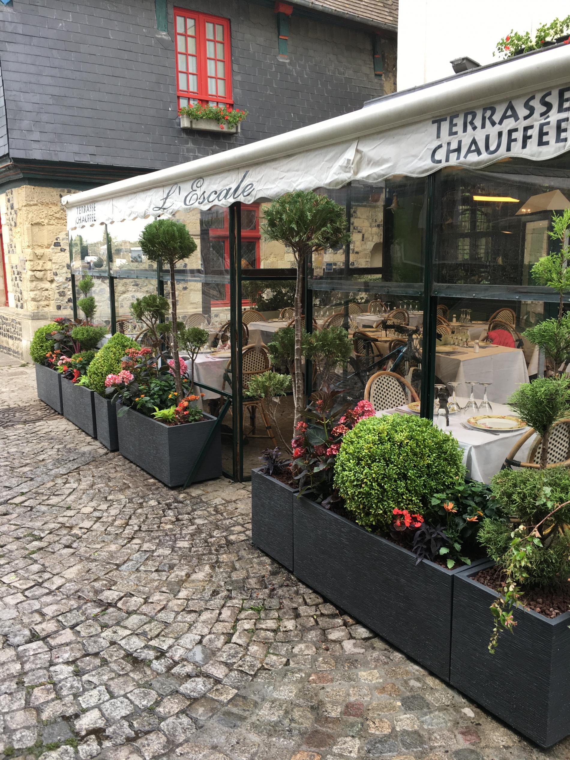 Restaurant L'Escale - RESTAURANT en Normandie