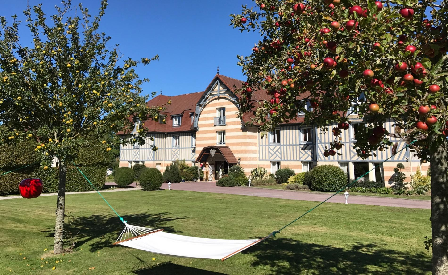 Manoir de la Poterie - Hotel de charme en Normandie