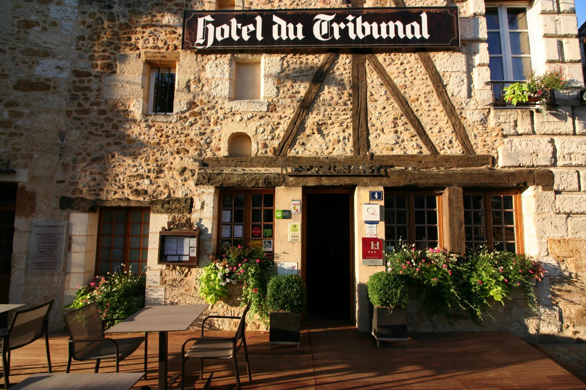 Hotel du Tribunal - Hotel de charme en Normandie