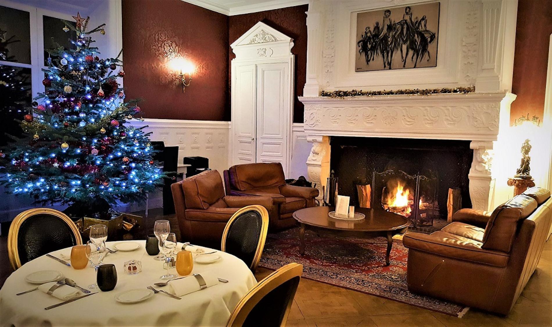 Chateau de Bellefontaine - Hotel en Normandie