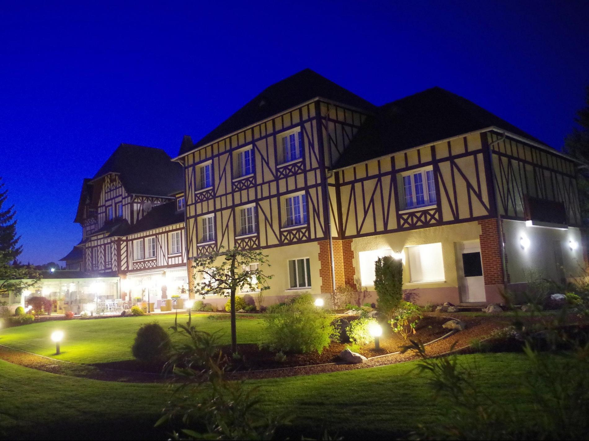 Villa des Houx - Hotel de charme en Normandie