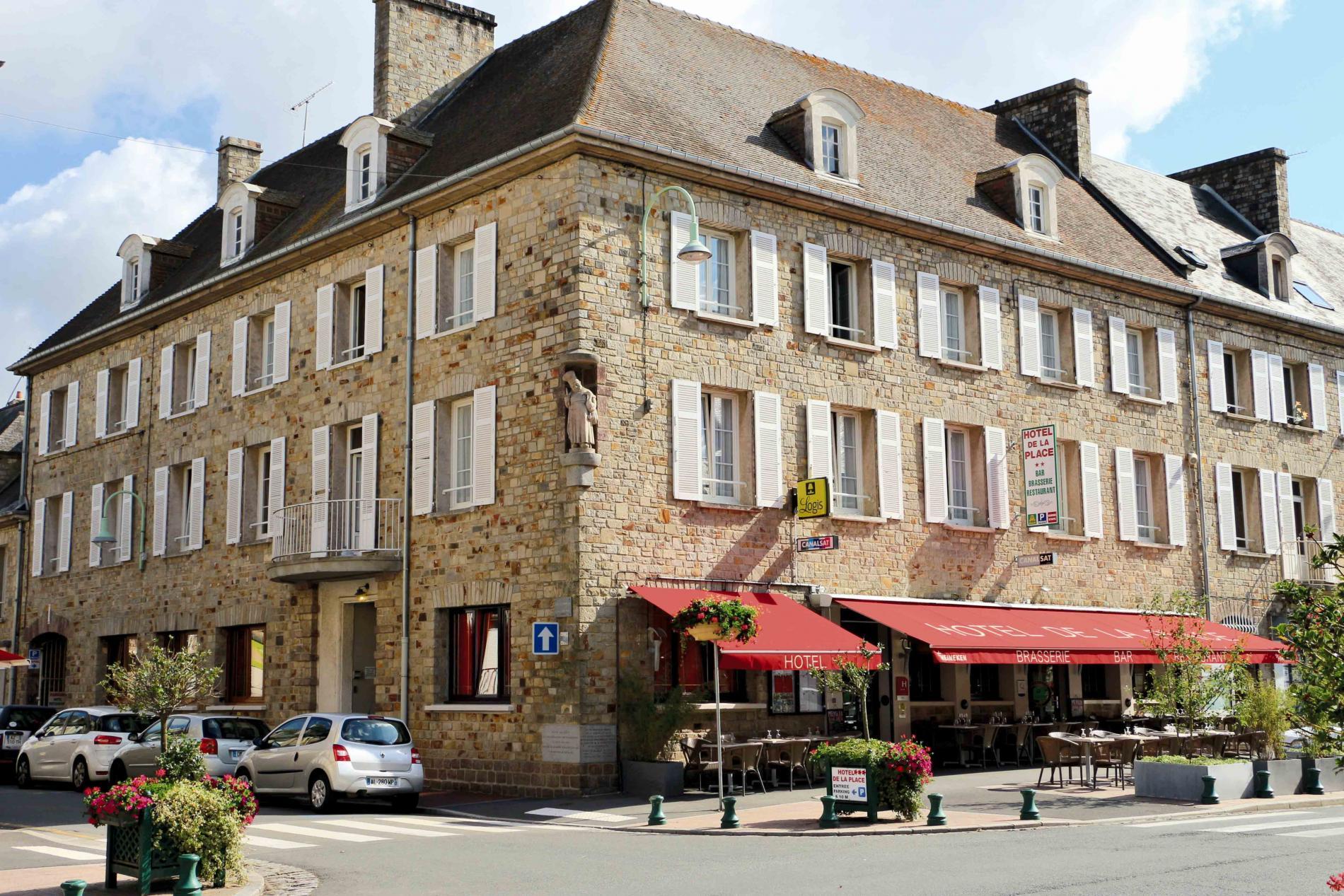 Hotel de la Place - Hotel en Normandie