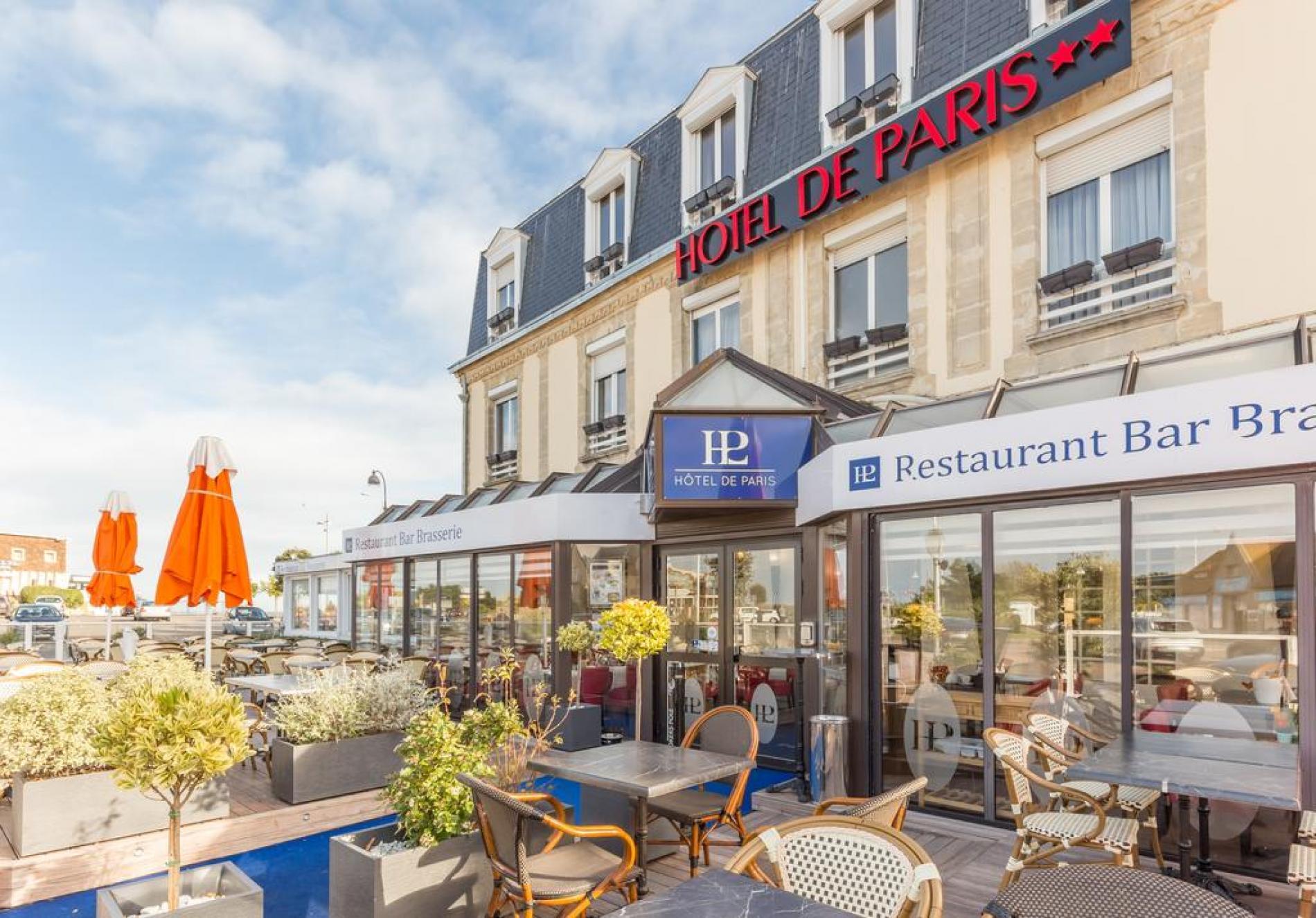 Hôtel de Paris - Hotel à Caen