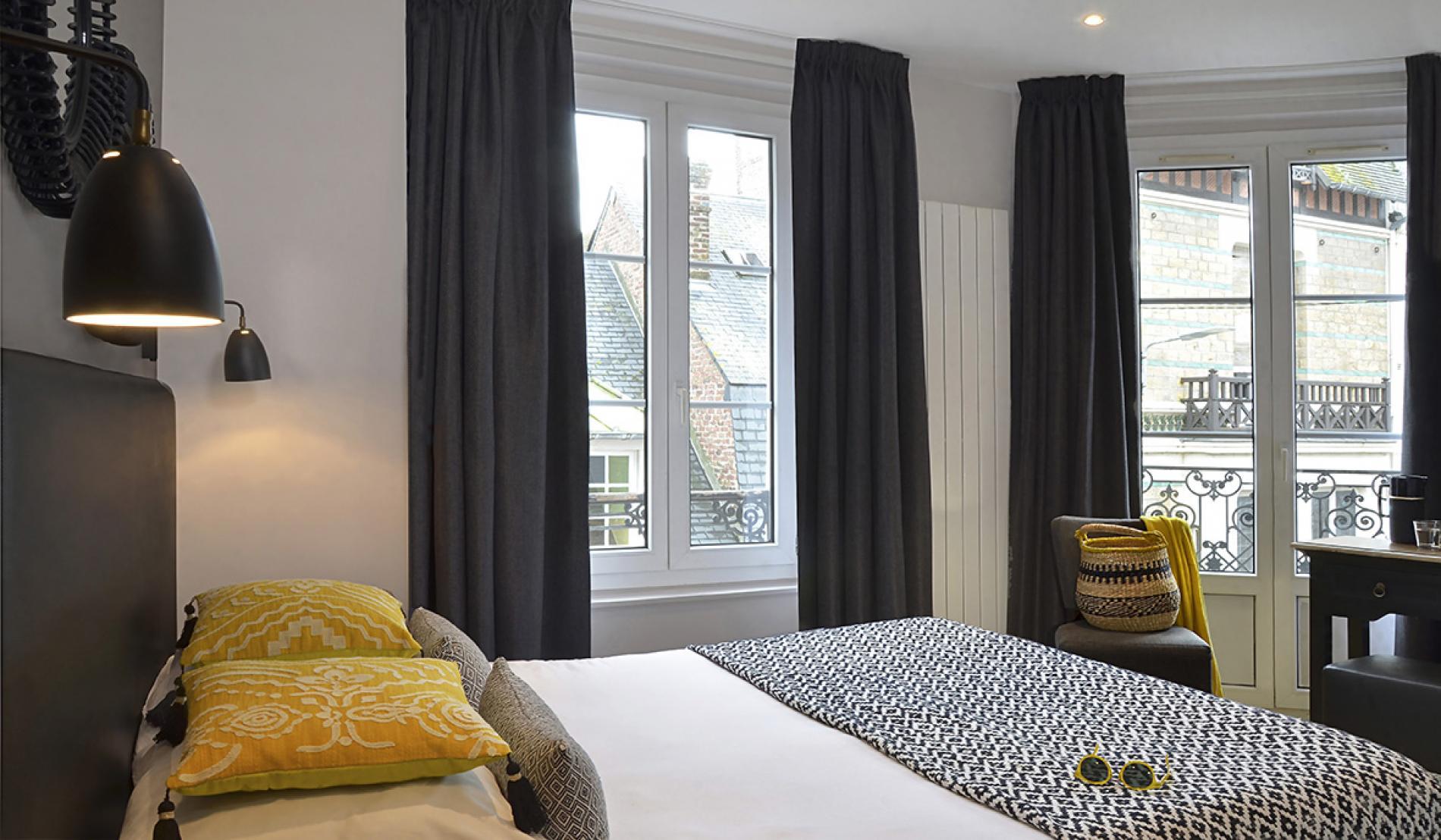 hotel-trouville.com - Hotel de charme en Normandie