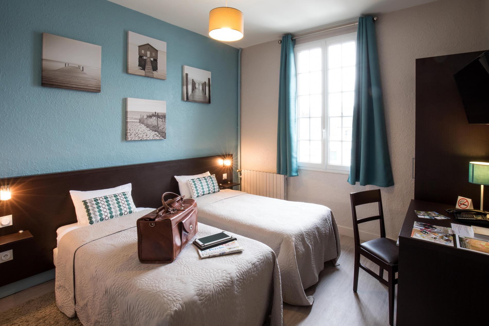 Hotel de la Poste - Hotel en Normandie
