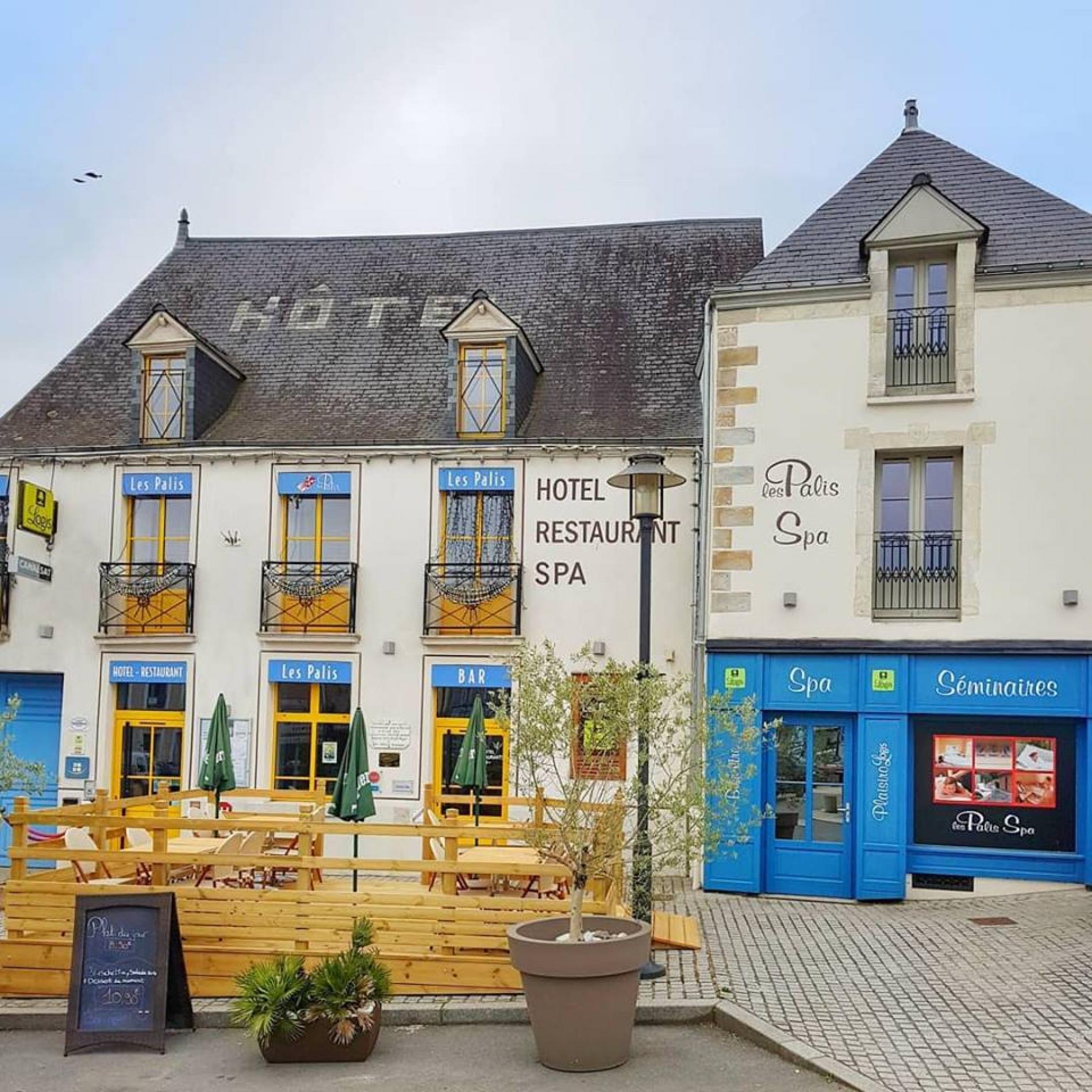 Les Palis - Hotel de charme en Normandie