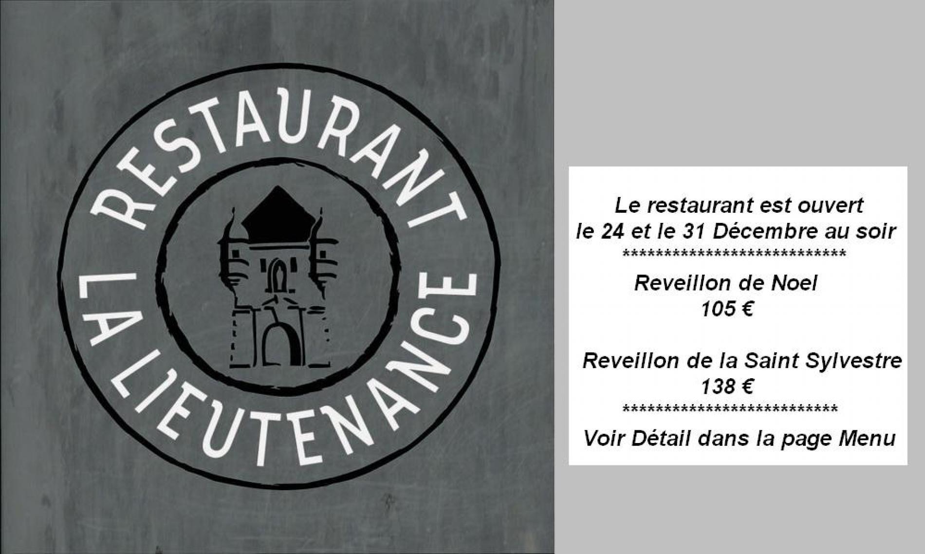 Restaurant la Lieutenance - RESTAURANT à Honfleur