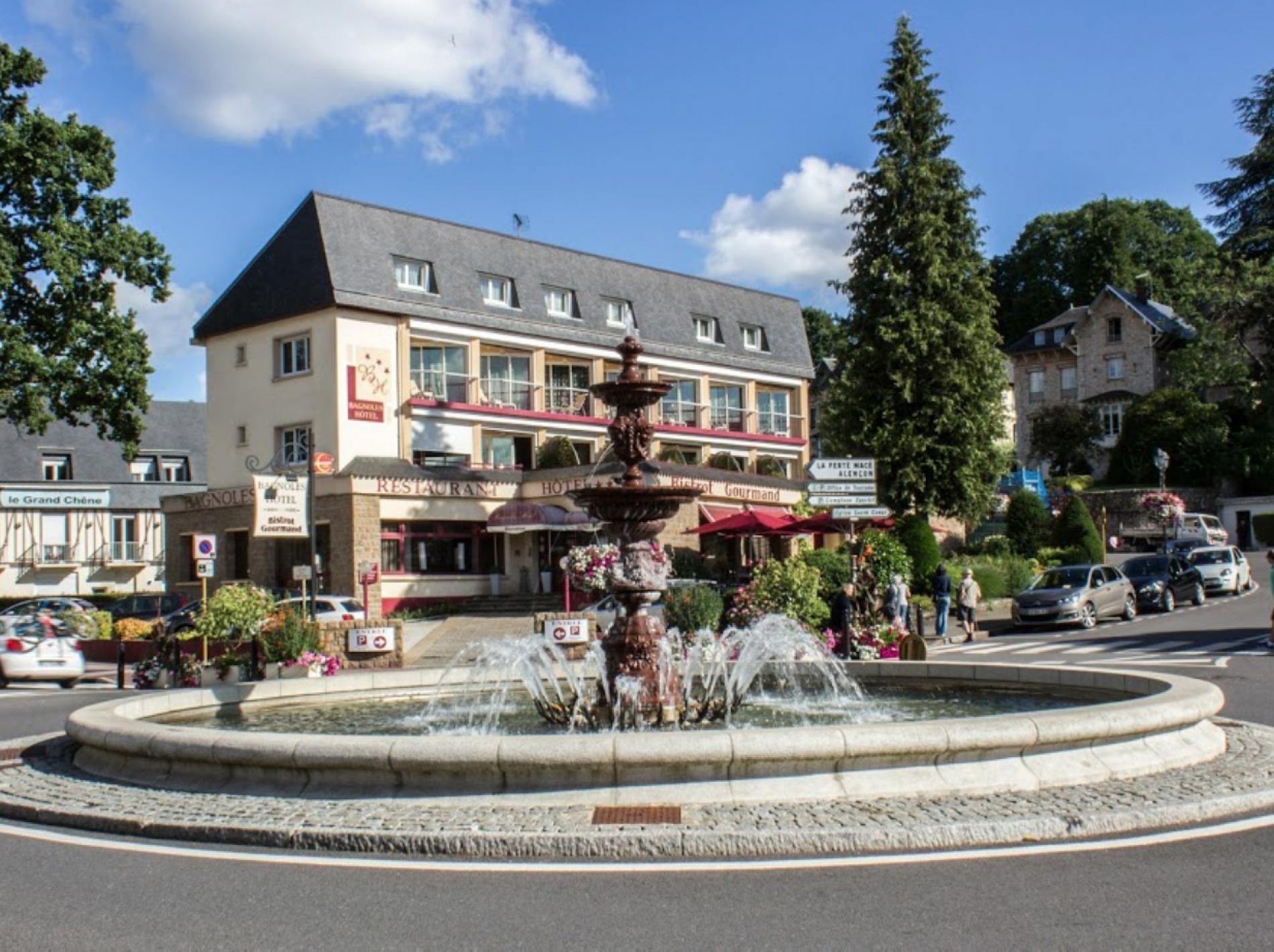 Bagnoles Hôtel - Hotel en Normandie