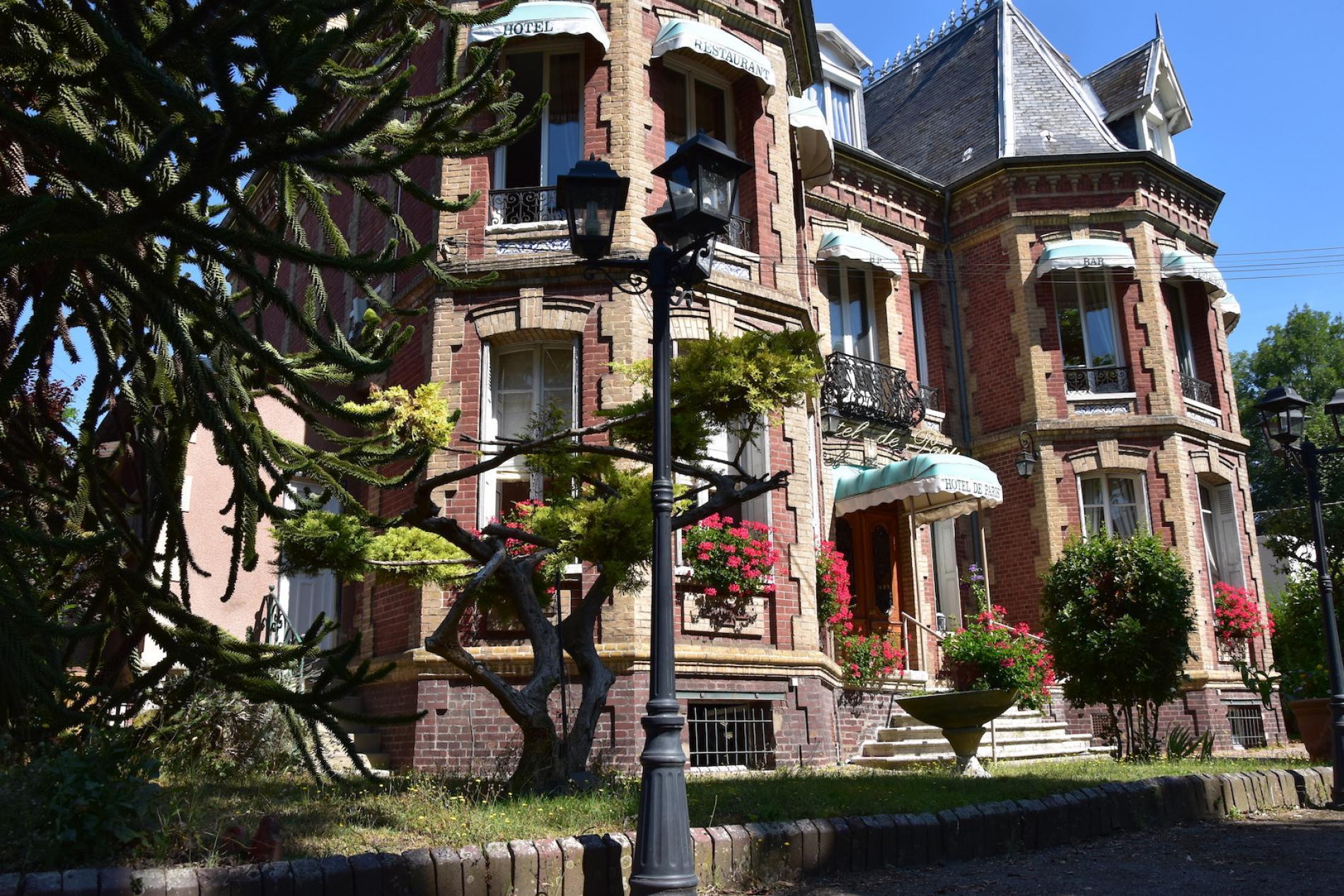 Hotel de Paris - Hotel de charme en Normandie