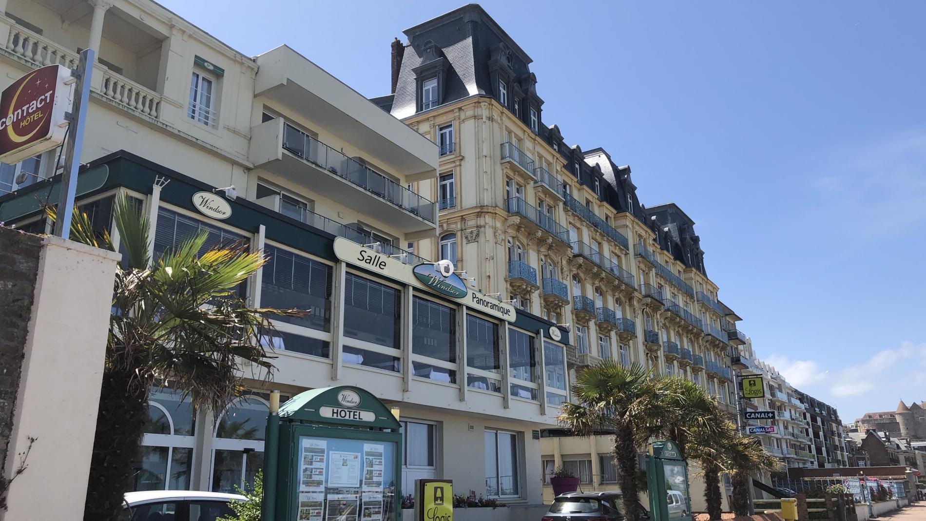 Hotel Windsor - Hotel en Normandie