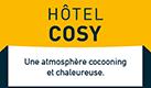 Logo logis hôtel cosy Le Sainte mère à Sainte-Mère-Église